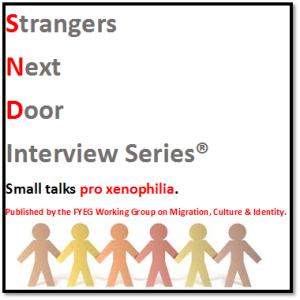 Strangers Next Door Interview Series