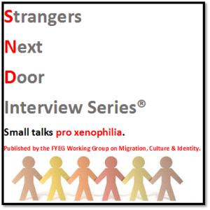 Strangers Next Door Interview Series