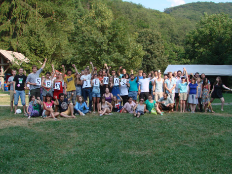 CDN Summer Camp : Regenerate Europe !